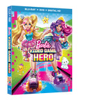 Get Ready To Power Up With Barbie™ In An All-New Movie! Barbie™: Video Game Hero