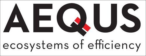 Logo (PRNewsFoto/Aequs)