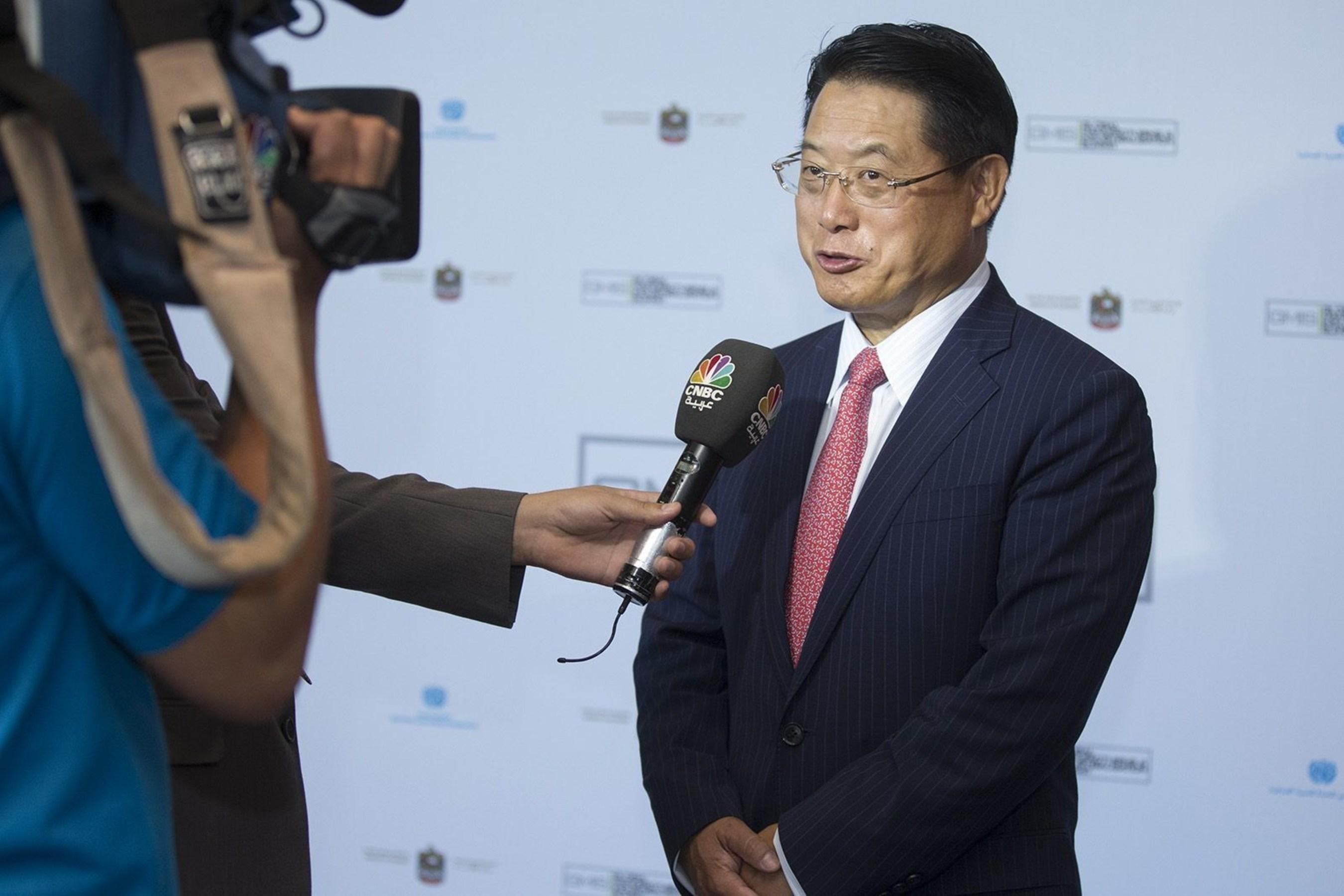 HE Li Young - Director General of UNIDO (PRNewsFoto/GMIS) (PRNewsFoto/GMIS)