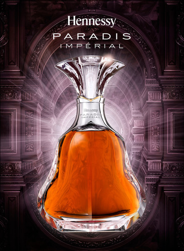 Hennessy Welcomes Prestigious Blend of Paradis Imperial to the States.  (PRNewsFoto/Hennessy)