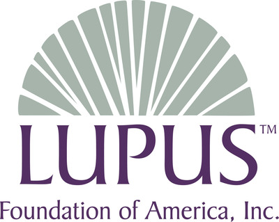 Lupus Foundation of America Logo.  (PRNewsFoto/Lupus Foundation of America)