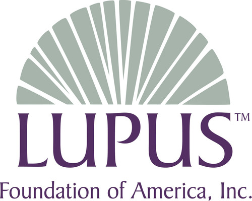 Lupus Foundation of America Logo.  (PRNewsFoto/Lupus Foundation of America)
