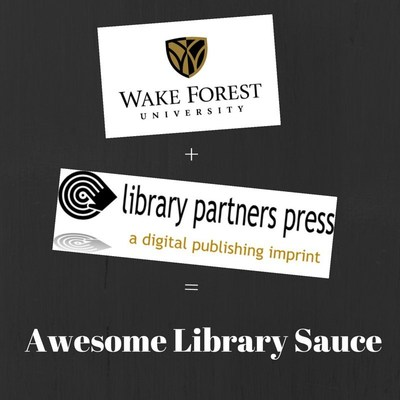 Library Partners Press Presents ... the Bookfeast, the Rock Opera, and the Freakout!