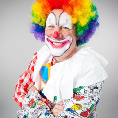 Mark Herbert, Incentive Solutions' Distinguished Clown.  (PRNewsFoto/Incentive Solutions)