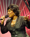 Patti LaBelle hosts a star-studded reunion of the greatest R&B acts of the 1970s on SUPERSTARS OF '70s SOUL LIVE: MY MUSIC. Airing March 2012 on PBS.  (PRNewsFoto/TJL Productions)