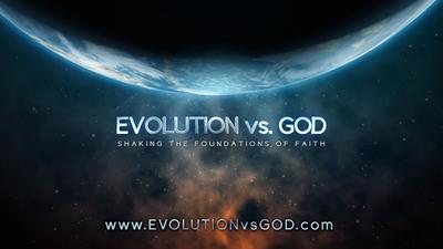 EvolutionVsGod.com.  (PRNewsFoto/Ray Comfort)