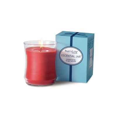 PartyLite's innovative Escentials Jar is the most popular, fastest-selling PartyLite candle