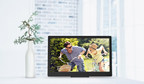 nixplay's new HD frames help keep families and friends connected through easy-to-use cloud technology. The frame connects to Facebook, Instagram, Picasa, Flickr and more to help keep photos organized on one platform. See more at www.shop.nixplay.com (PRNewsFoto/nixplay)