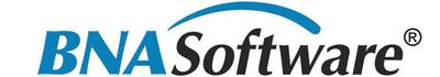 BNA Software logo. (PRNewsFoto/BNA Software)