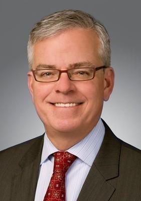 J. David Carlin, Senior Vice President of Legislative Affairs and Economic Policy for IDFA (PRNewsFoto/International Dairy Foods...)