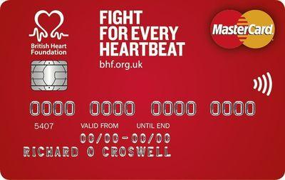 MBNA Enhances British Heart Foundation Credit Card Offer