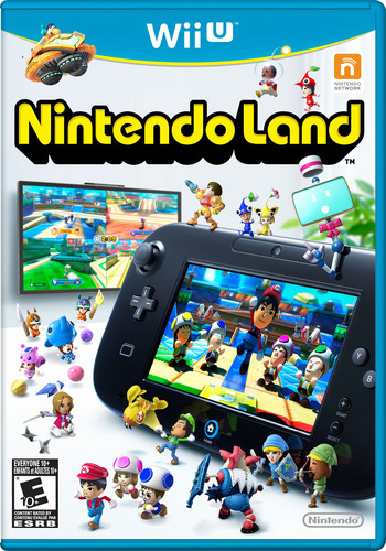 Nintendo Land.  (PRNewsFoto/Nintendo of America)