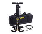Fluke Calibration 700HPPK Pneumatic Test Pump Kit Generates 21 MPa Of Clean Pressure Quickly And Easily In The Field