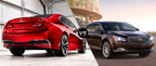 Lehigh Valley Acura compared the all-new 2015 TLX against the 2015 Buick LaCrosse. (PRNewsFoto/Lehigh Valley Acura)
