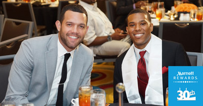 "Pro basketball star Jordan Farmar and Ryan Hicks of ""Ballin' for Peace"" appear in Year of Surprises webisode"