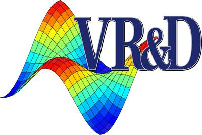 VRD Logo. (PRNewsFoto/Vanderplaats R&D)