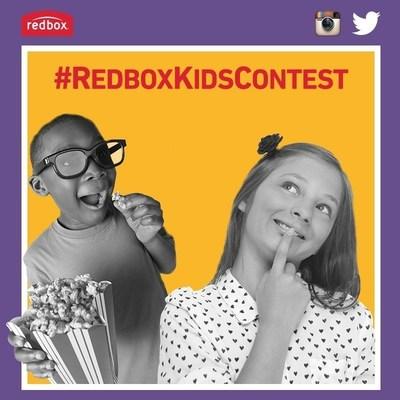 Redbox Kids Contest 2015
