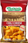 Nathan's Famous(R) Crunchy Crinkle Fries to appear on Cooking Channel's 'Unwrapped 2.0'