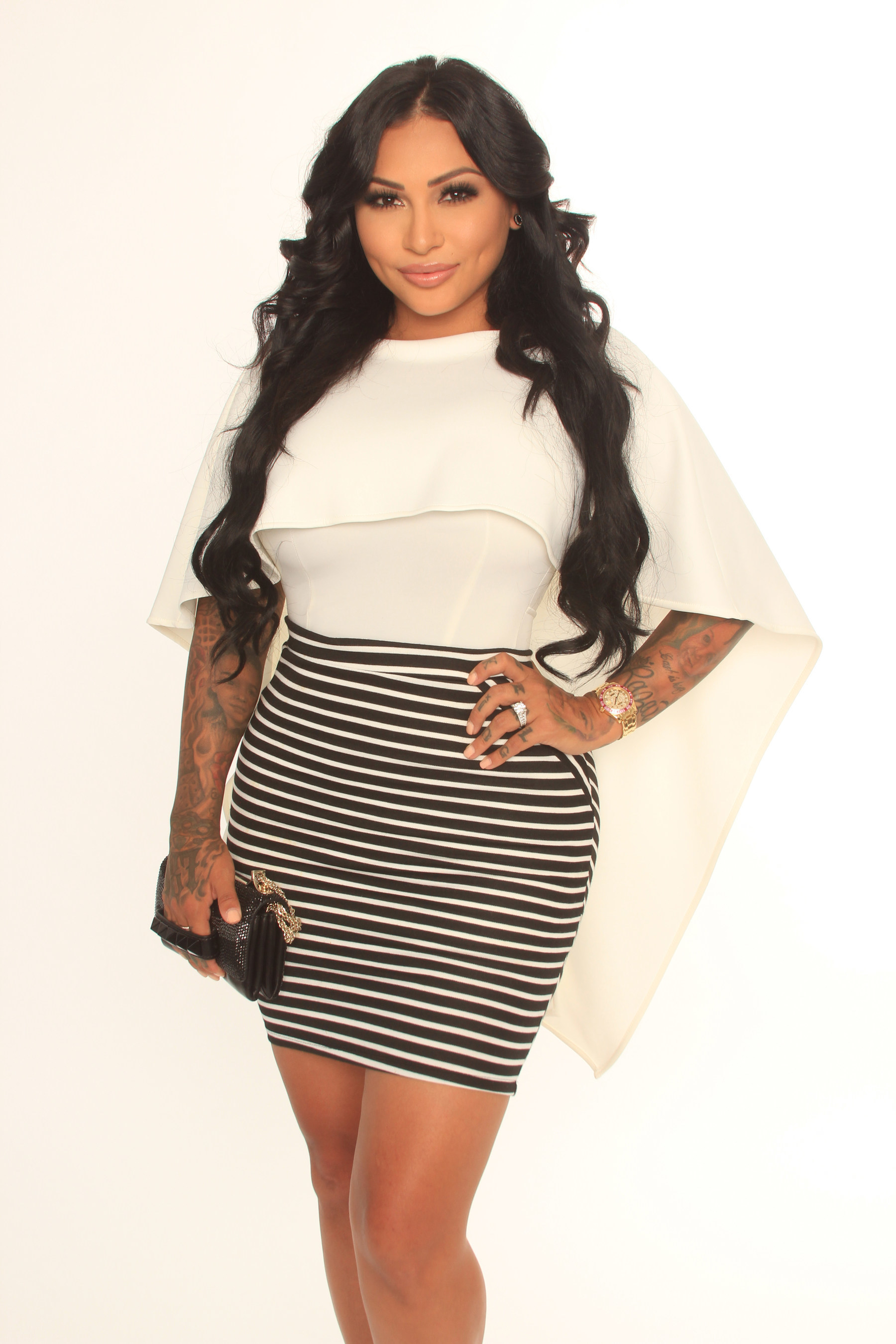 Brittanya Razavi: A new book and a whole lot of street smarts