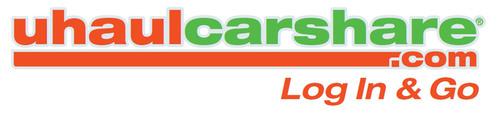 UhaulCarShare Logo.  (PRNewsFoto/U-Haul)