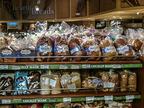 Miettes de Pain in Whole Foods Market, Los Altos store, bread aisle.  (PRNewsFoto/Pastry Smart LLC)