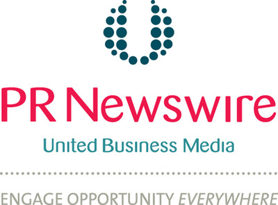 PR Newswire logo. (PRNewsFoto/PR Newswire Association LLC)
