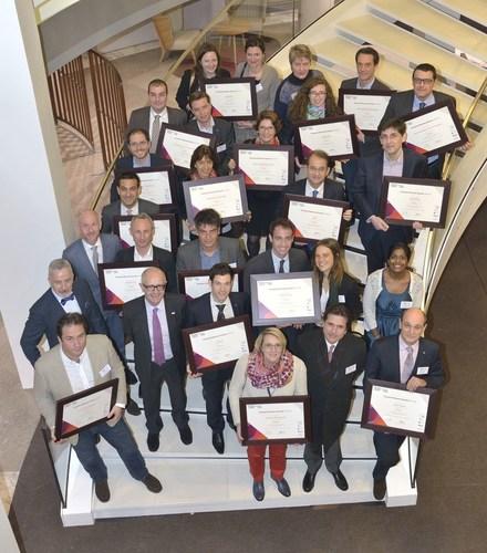 French National Champions (PRNewsFoto/European Business Awards) (PRNewsFoto/European Business Awards)
