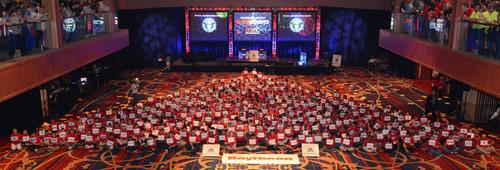 America's brightest Mathletes® set new GUINNESS WORLD RECORDS® title