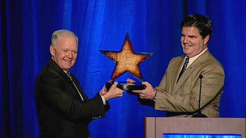 Turner Construction Company recognizes Hunt Consolidated with Silver Star Award