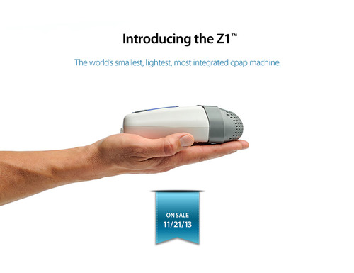 what is the smallest cpap machine on the market