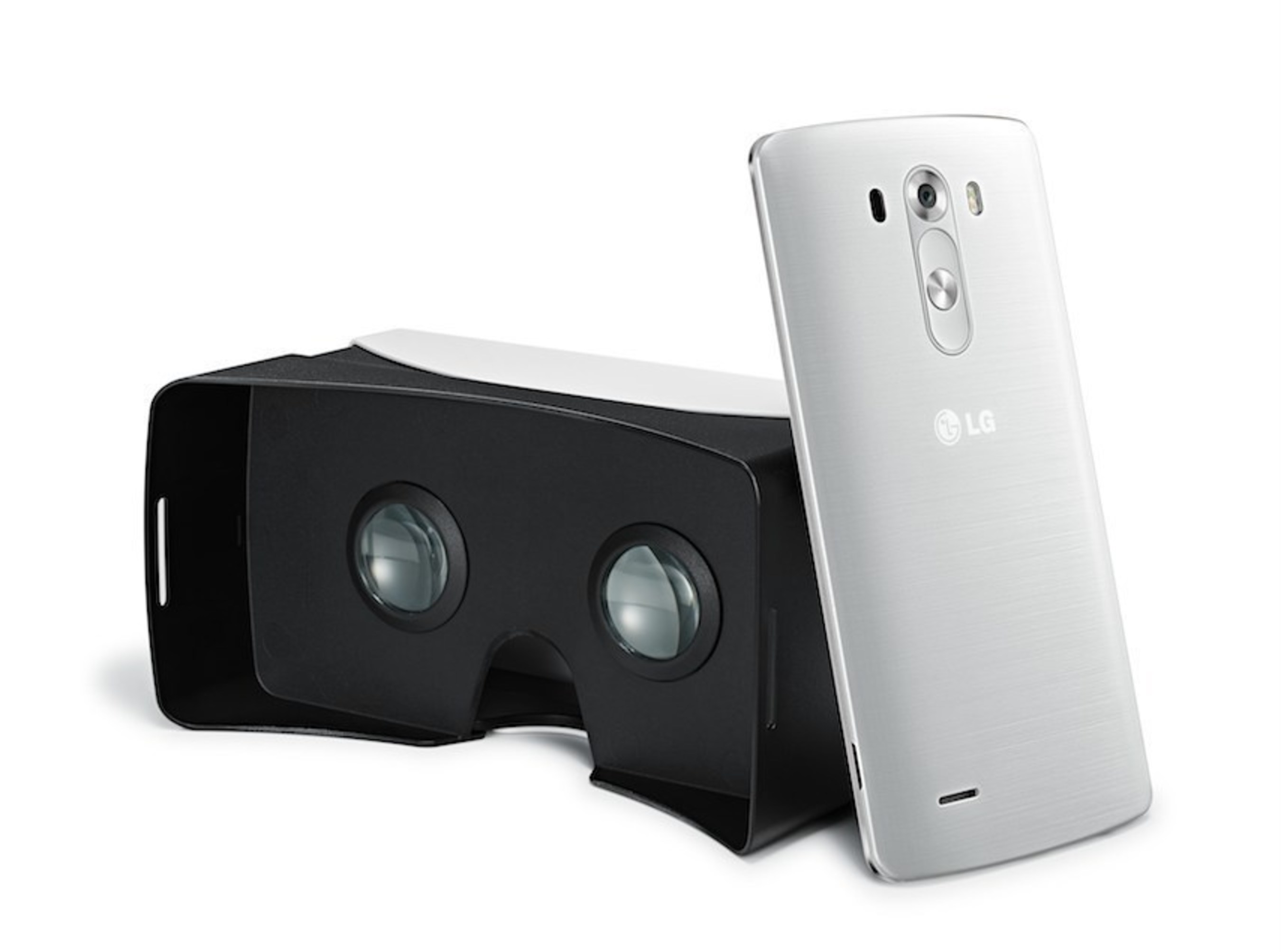 VR Headset For LG G3 Now Available