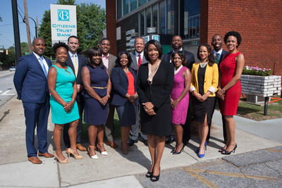 Citizens Trust Bank Cynthia N. Day, President and CEO, and the Inaugural Next Generation Advisory Board
