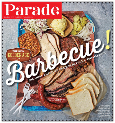 Parade Reveals the 17 Best New Barbecue Restaurants in the U.S. in the July 21st issue.  (PRNewsFoto/Parade Magazine)
