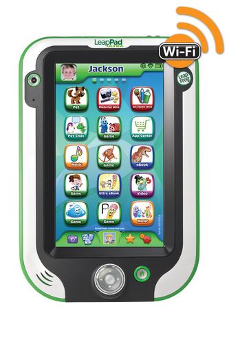 LeapFrog Unveils Ultimate Learning Tablet for Kids, LeapPad Ultra.  (PRNewsFoto/LeapFrog Enterprises, Inc.)