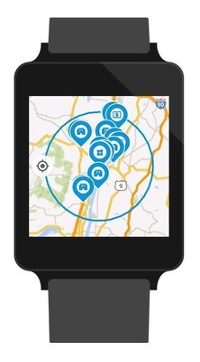 Priceline.com Android Wear app