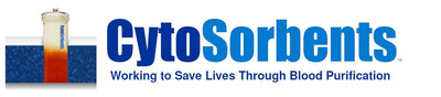 CytoSorbents Logo. (PRNewsFoto/CytoSorbents)