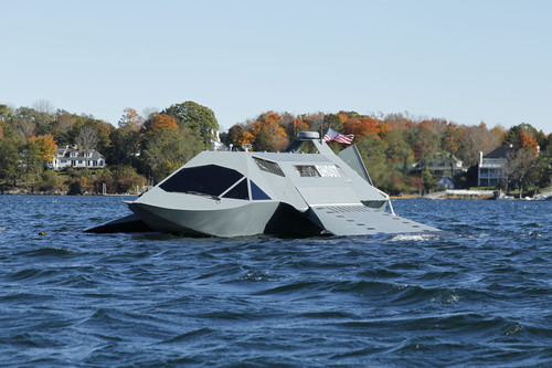 Juliet Marine Systems, Inc. Announces the First Super-Cavitating Ship, GHOST