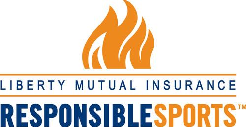 Liberty Mutual Responsible Sports. (PRNewsFoto/Liberty Mutual) (PRNewsFoto/LIBERTY MUTUAL)