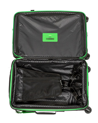 Heineken unveils a custom #Heineken100 carry-on suitcase in partnership with global leader in lifestyle, business and travel essentials TUMI. The four-wheel compact, expandable roller marks the third release in a series of premium travel product collaborations from Heineken and TUMI in 2016. Just 100 of each product was created, and has been seeded to 100 of the most influential men in the world, including Marcus Troy and DJ Neil Armstrong. The longest running and most premium product collaboration in...