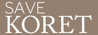 Save Koret Logo