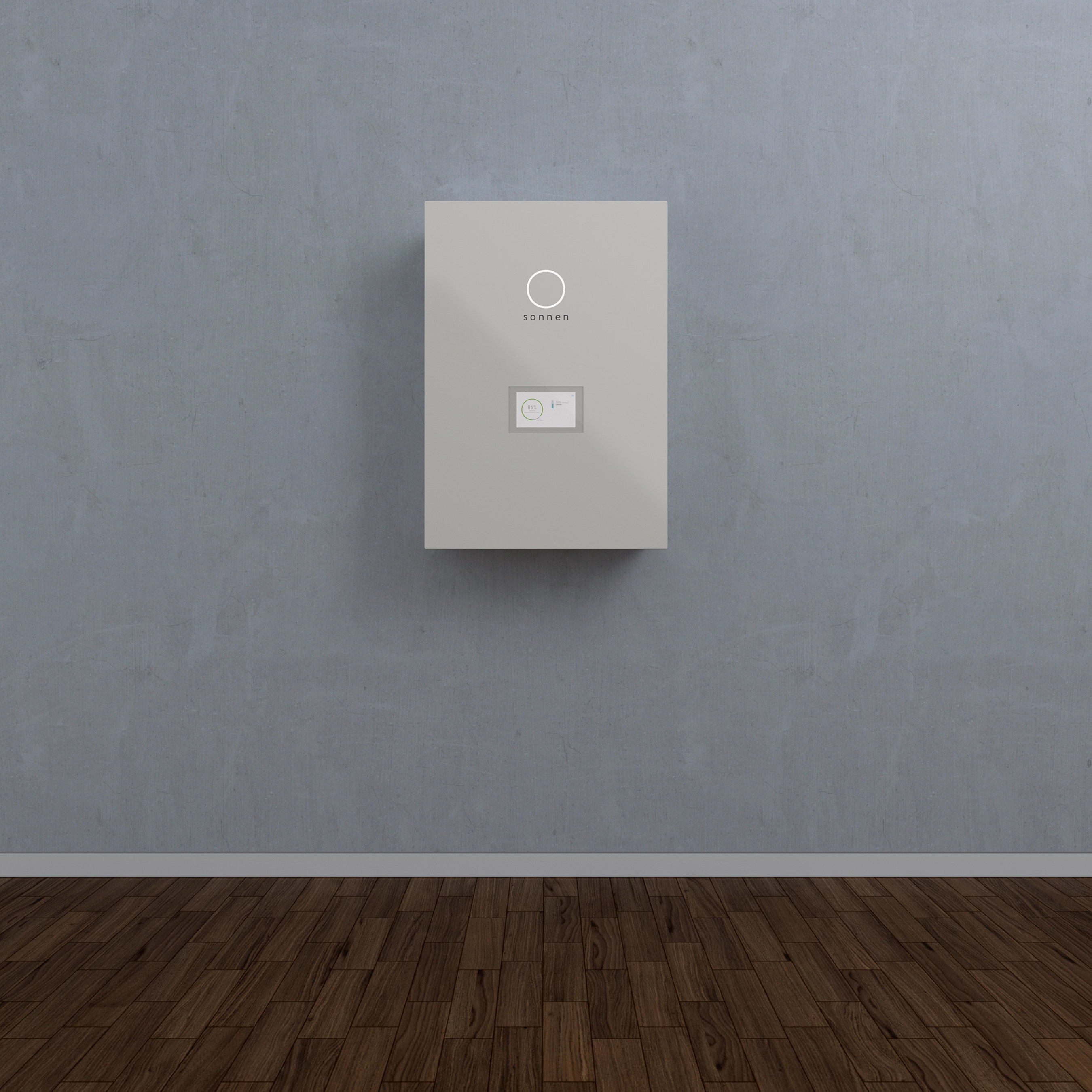 sonnen's latest smart energy management solution - the sonnenBatterie eco compact - scales from 4kWh to 16kWh and increases solar self-consumption for residential customers.