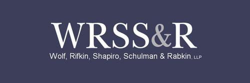 WRSS&R. (PRNewsFoto/Wolf, Rifkin, Shapiro, Schulman & Rabkin, LLP) (PRNewsFoto/)