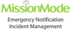 MissionMode is the only emergency management company with solutions specifically designed for end-to-end incident management. (PRNewsFoto/MissionMode)