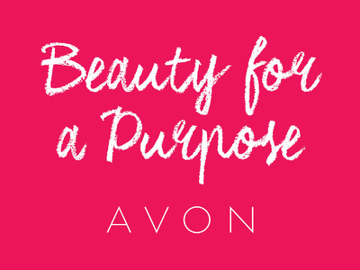 Avon Launches Beauty for a Purpose, Reflecting Commitment to Empowering Women