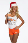 Hooters introduces online gift cards.  (PRNewsFoto/Hooters of America, LLC)
