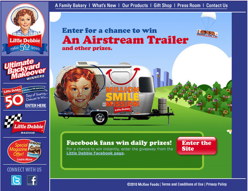 Little Debbie® is on a Mission to Share as Many Snacks as Possible With America!