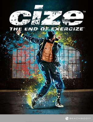BEACHBODY(R) AND SHAUN T INVITE THE WORLD TO DANCE AND GET FIT WITH THE ARRIVAL OF CIZE(TM) -THE END OF EXERCIZE(TM)