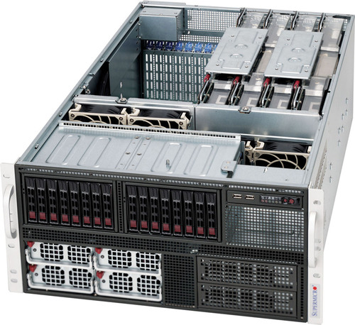 Supermicro Launches 8-Way Enterprise Server and GPU SuperBlade