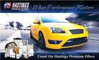 Hastings Brand Builder Point of Sale Program.  (PRNewsFoto/Hastings Filters)