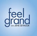 Feel Grand with Jane Seymour Logo www.feelgrand.org (PRNewsFoto/Grandparents.com, Inc.)